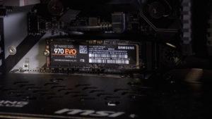 970 EVO Einbau 2