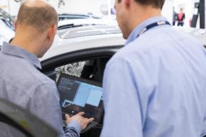 BMW campus autonomes fahren - 1