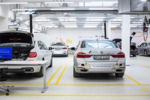 BMW campus autonomes fahren - 2