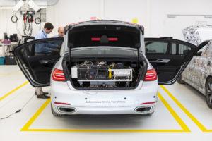 BMW campus autonomes fahren - 3