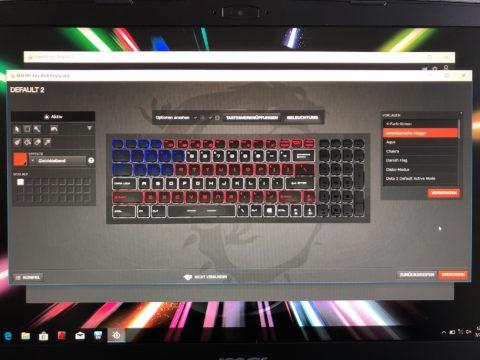 MSI GE73 Raider RGB - 2