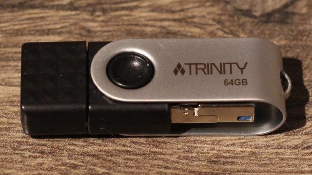 Patriot Trinity USB Stick - 2