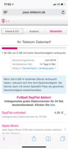 Telekom WM 2018 - 1