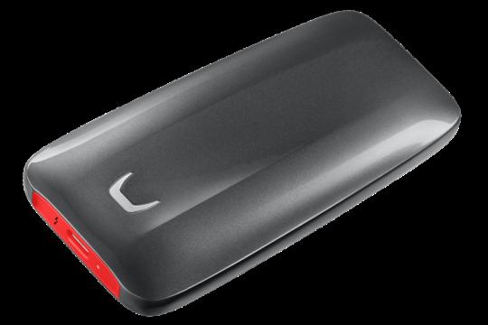 Samsung Portable SSD X5 - 1