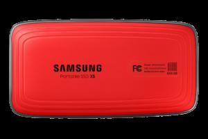 Samsung Portable SSD X5 - 3
