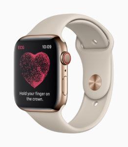 Apple Watch 4 Heart