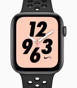 Apple Watch 4 Nike