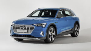 Audi e-tron - 1