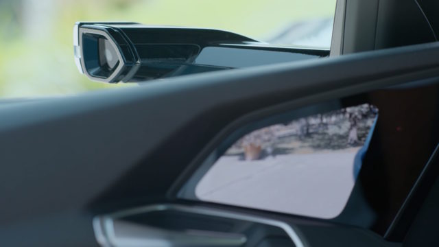 Audi e-tron Aussenspiegel