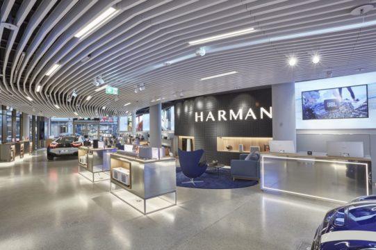 Harman Store München - 2