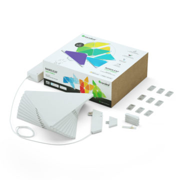 Nanoleaf Light Panels Rhythm Edition_packshot