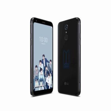 LG Q7 BTS Edition - 2