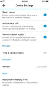 Sennheiser Smart Control App - 4