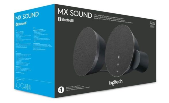 logitech mx sound box
