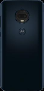 Moto G7 Plus_ROW_Deep Indigo_BACKSIDE