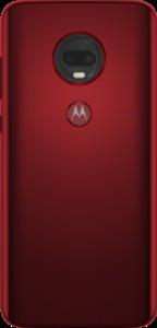 Moto G7 Plus_ROW_Viva Red_BACKSIDE