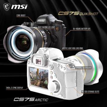 MSI CS75