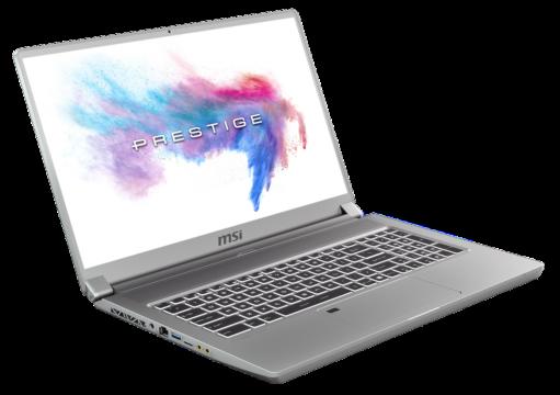 MSI P75 Creator - 1