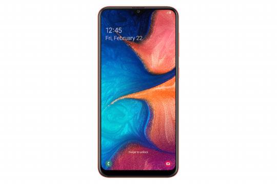 Samsung Galaxy A20 - 1