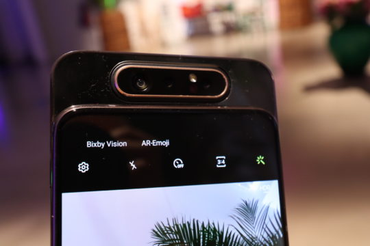 Samsung Galaxy A80 - 3
