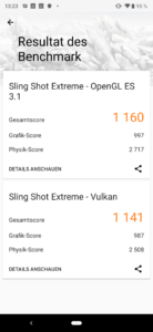 Wiko View3 Pro 3DMark SSE