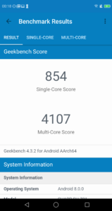 sharp c10 geekbench 4 1