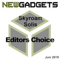 Skyroam Solis Award