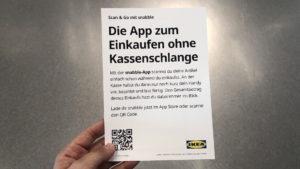 IKEA Frankfurt Snabble - 1