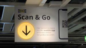 IKEA Frankfurt Snabble - 6