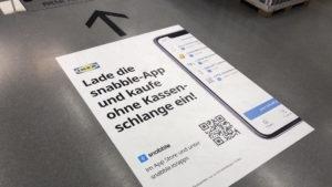 IKEA Frankfurt Snabble - 7