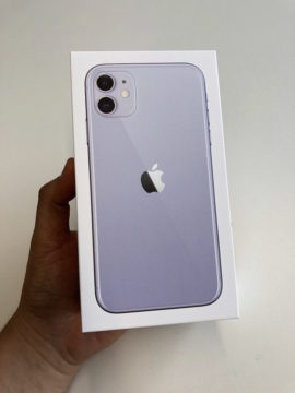 Apple iPhone 11 Unboxing - 1
