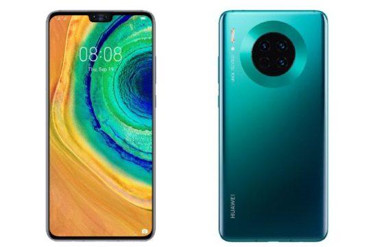 Huawei Mate 30 - 1