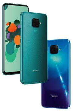 Huawei Mate 30 Lite - 1