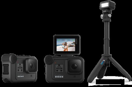 GoPro Hero 8 Mods