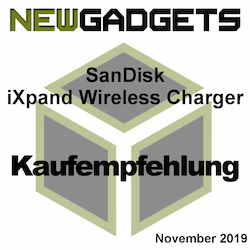 SanDisk iXpand Wireless Award Small