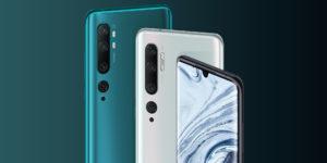 Xiaomi Mi Note 10 - 1