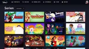 Disney Plus Inhalte 2