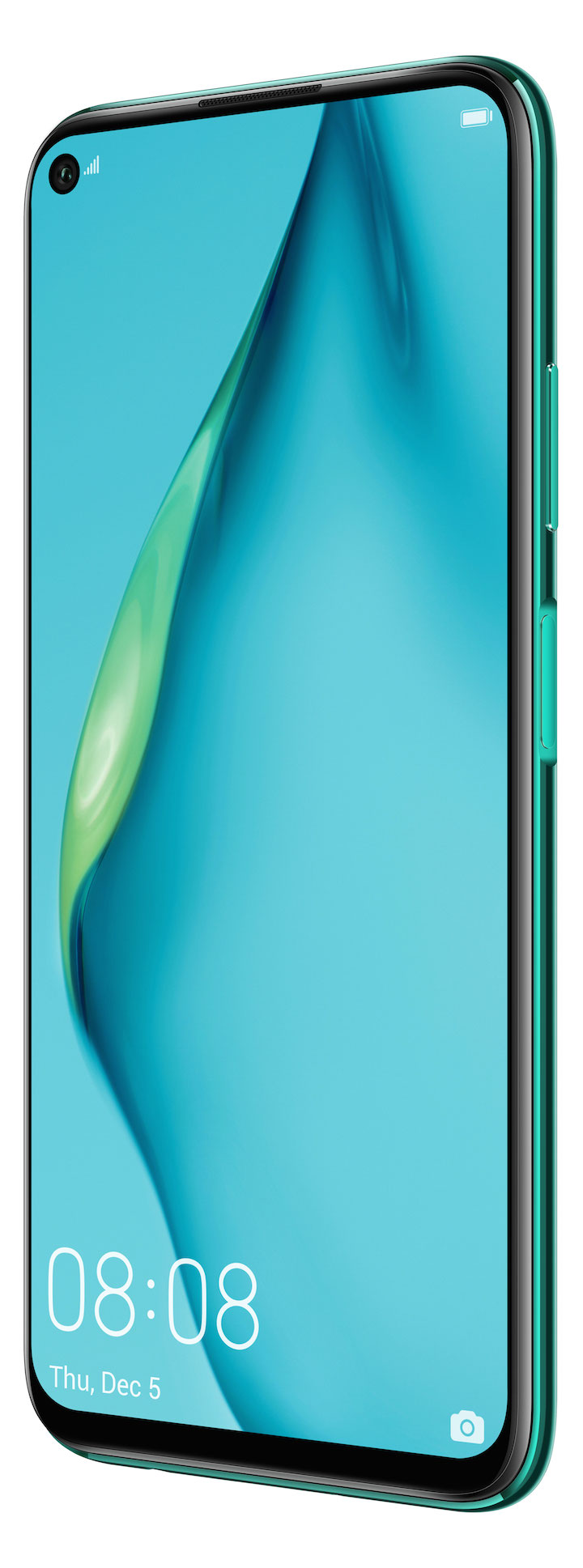 Huawei P40 lite - Crush Green - 4