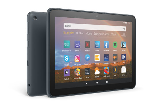 Fire HD 8 Plus 2