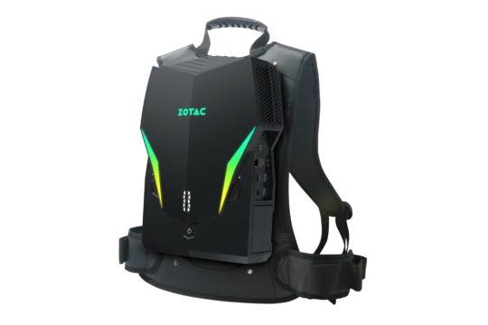 Zotac VR Go 3.0 - 2
