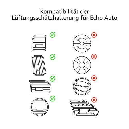 Echo Auto Kompatibel