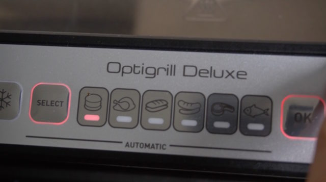 Tefal OptiGrill Deluxe - 1