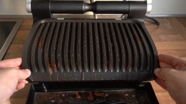 Tefal OptiGrill Deluxe - 11