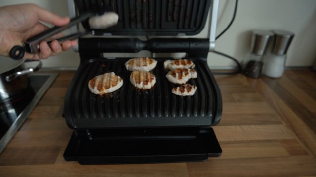 Tefal OptiGrill Deluxe - 8