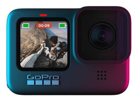 GoPro HERO9 Black Front