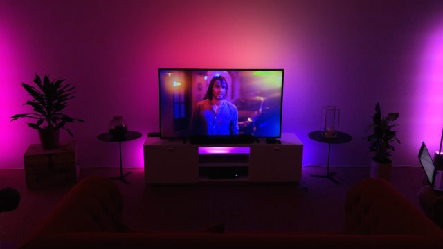 Philips Hue Play Gradient Lightstrip - 1