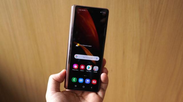 Samsung Galaxy Z Fold 2 - 2
