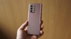 Samsung Galaxy Z Fold 2 - 4