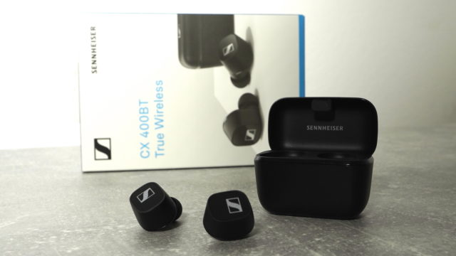 Sennheiser CX 400BT True Wireless - 10