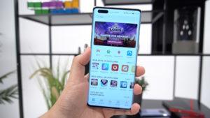 Huawei Mate 40 Pro App Gallery